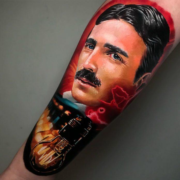14 8 - 100 magnifiques Tatouages Réalistes pour Homme