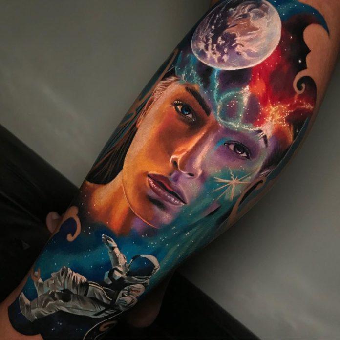16 8 - 100 magnifiques Tatouages Réalistes pour Homme