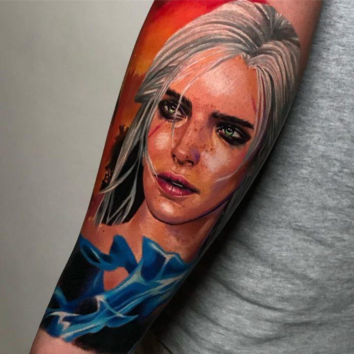 17 8 - 100 magnifiques Tatouages Réalistes pour Homme