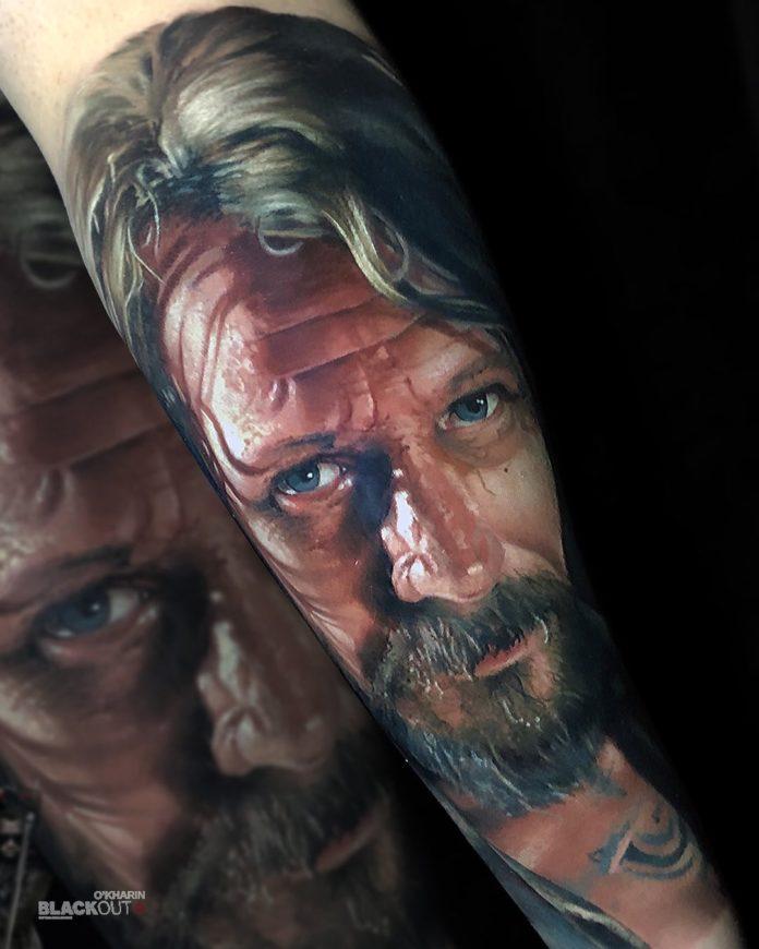 18 7 - 100 magnifiques Tatouages Réalistes pour Homme