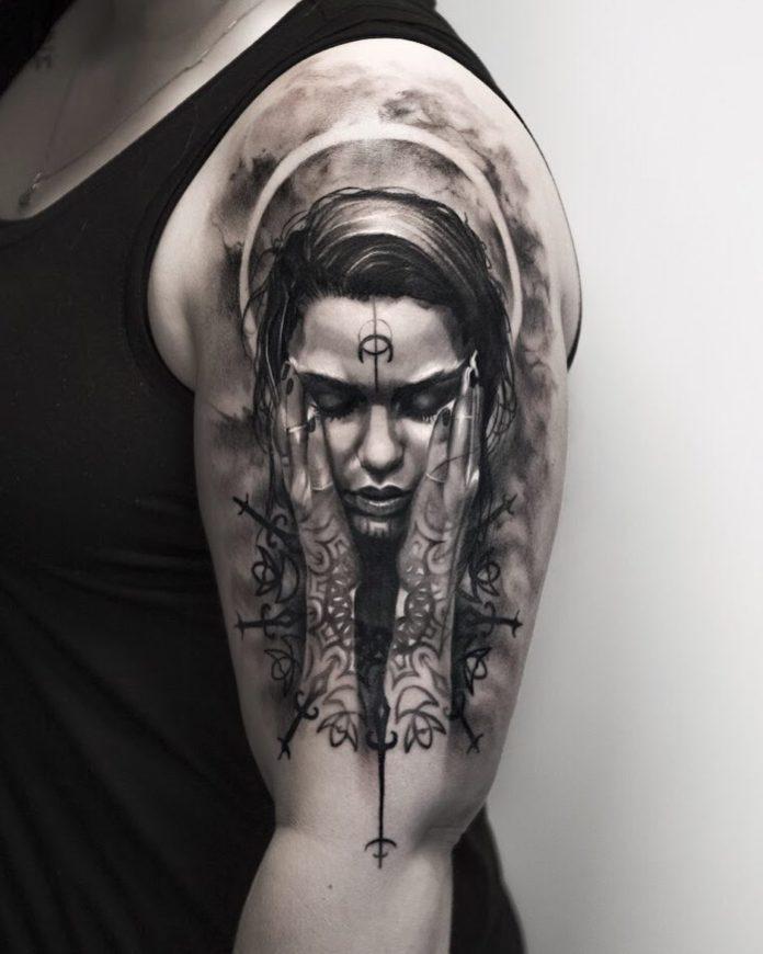 2 10 - 100 Tatouages Réaliste pour Femme fascinants