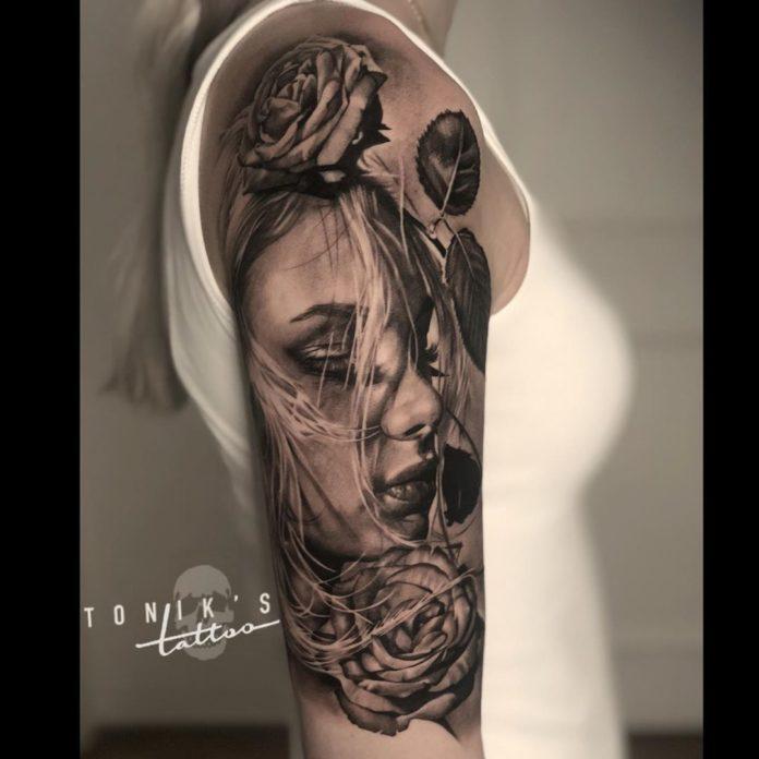 22 10 - 100 Tatouages Réaliste pour Femme fascinants