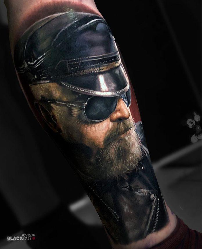22 9 - 100 magnifiques Tatouages Réalistes pour Homme