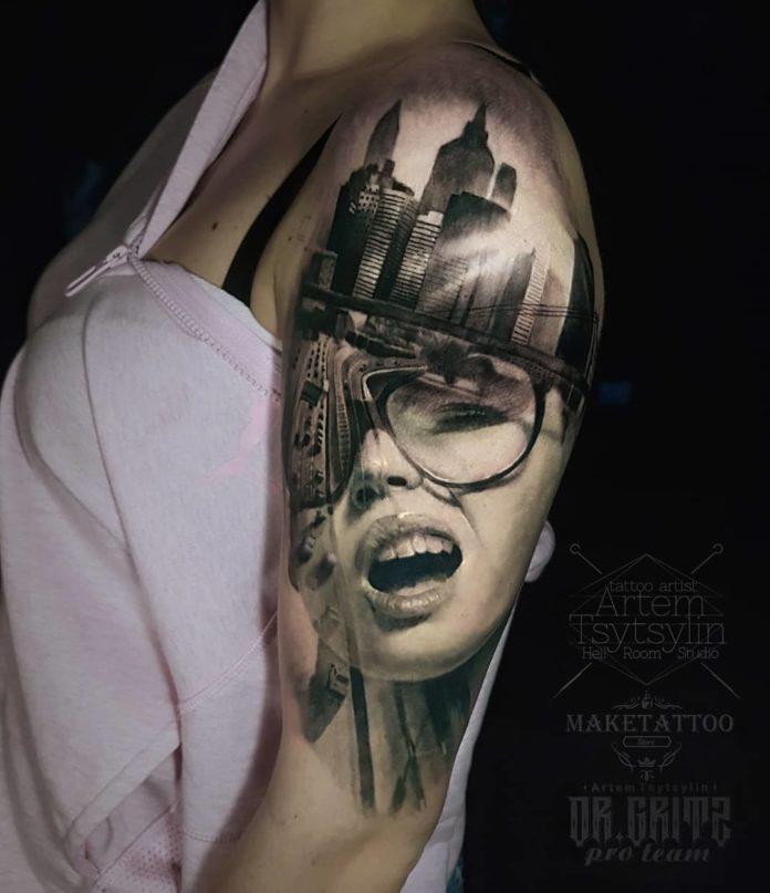 27 10 - 100 Tatouages Réaliste pour Femme fascinants