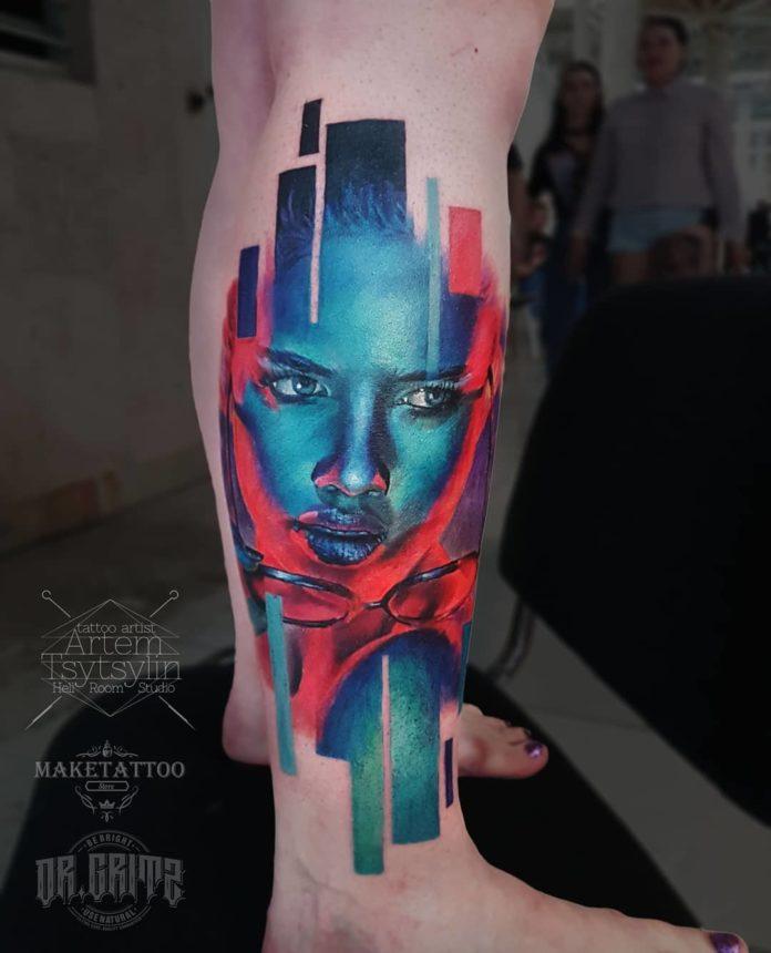 28 9 - 100 Tatouages Réaliste pour Femme fascinants