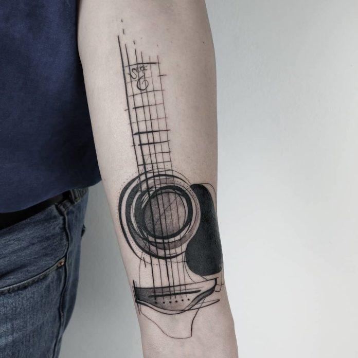 3 10 - 40 Tatouages Musique pour exprimer votre passion
