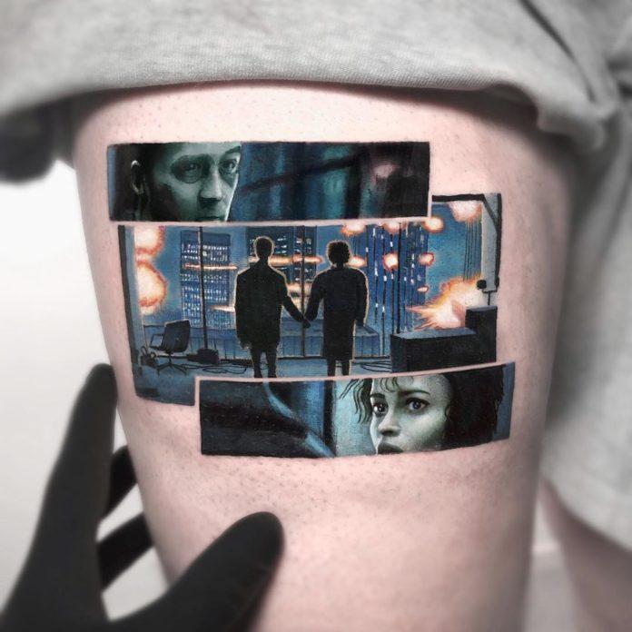 31 9 - 100 magnifiques Tatouages Réalistes pour Homme