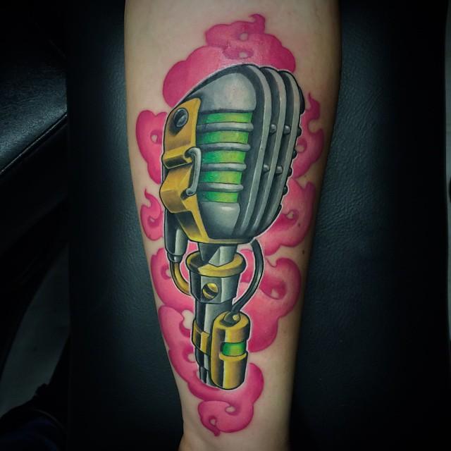 34 3 - 40 Tatouages Musique pour exprimer votre passion