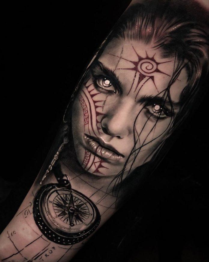 37 8 - 100 magnifiques Tatouages Réalistes pour Homme