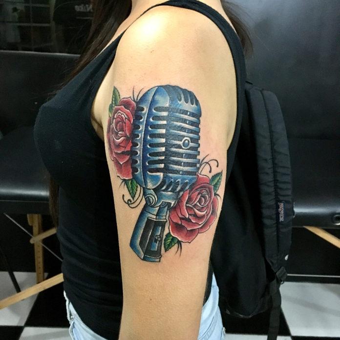 38 1 - 40 Tatouages Musique pour exprimer votre passion