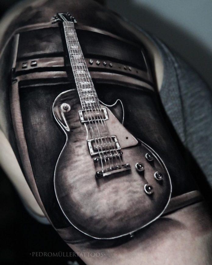 39 2 - 40 Tatouages Musique pour exprimer votre passion