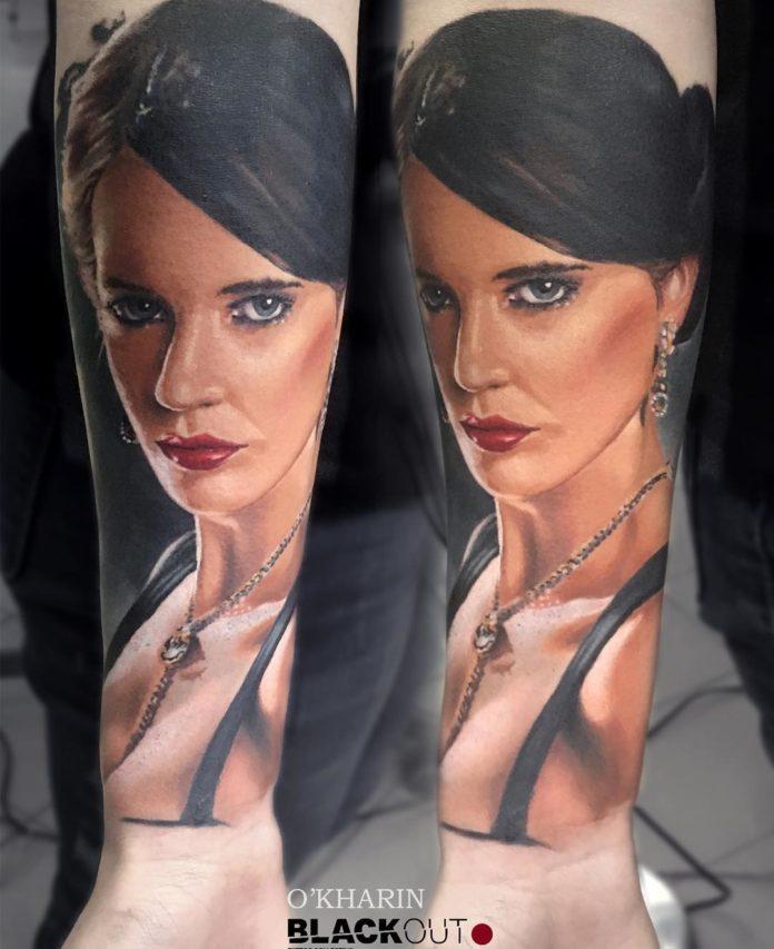 4 9 - 100 Tatouages Réaliste pour Femme fascinants