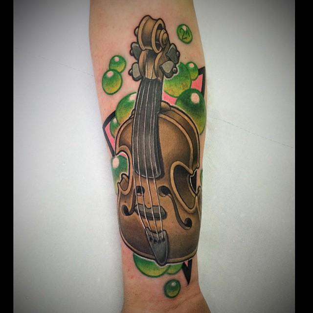 40 3 - 40 Tatouages Musique pour exprimer votre passion
