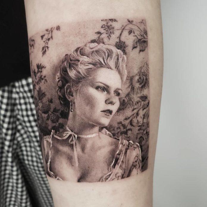 43 3 - 100 Tatouages Réaliste pour Femme fascinants