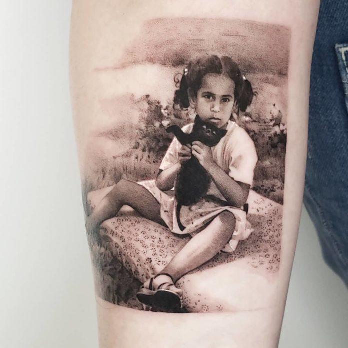 45 3 - 100 Tatouages Réaliste pour Femme fascinants