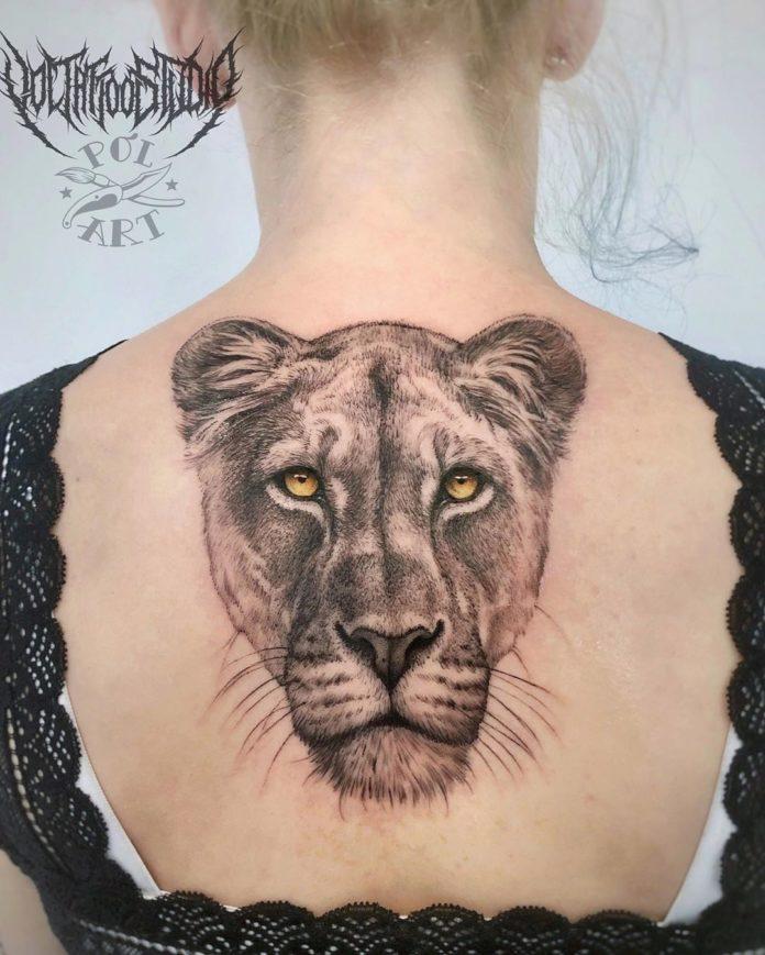 46 2 - 100 Tatouages Réaliste pour Femme fascinants