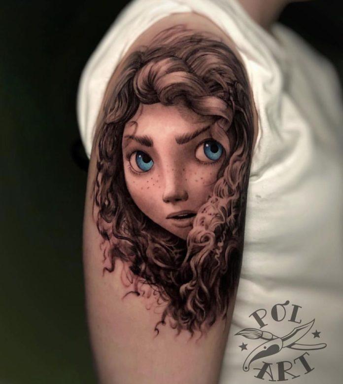 49 3 - 100 Tatouages Réaliste pour Femme fascinants