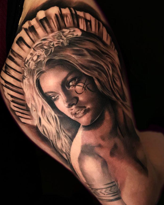 51 3 - 100 Tatouages Réaliste pour Femme fascinants