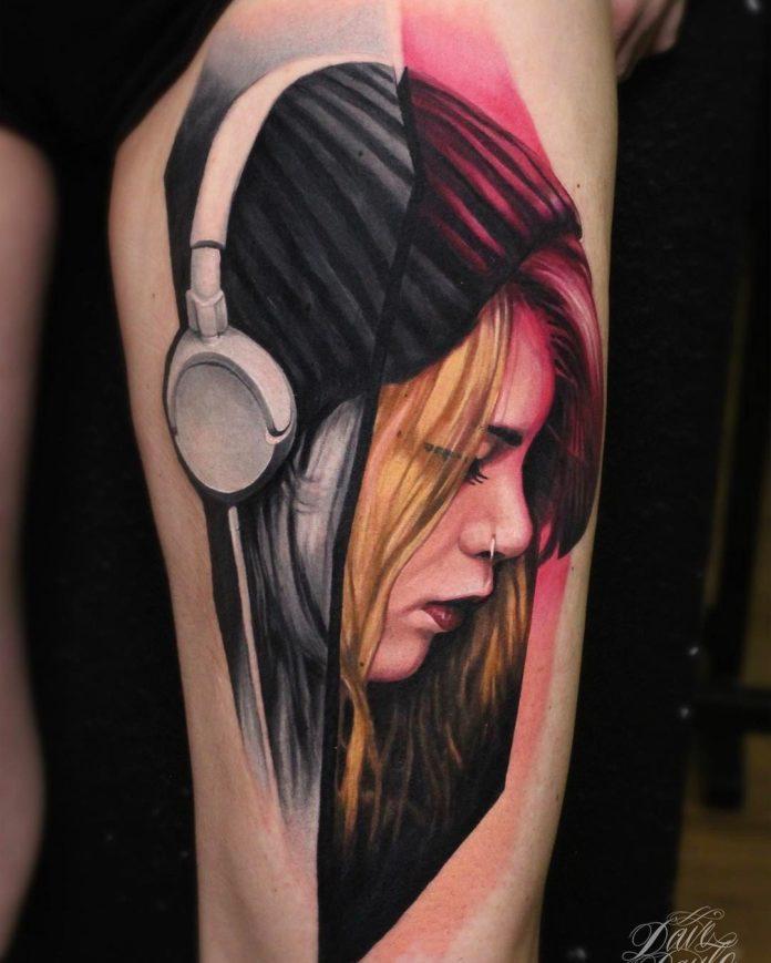 60 3 - 100 Tatouages Réaliste pour Femme fascinants