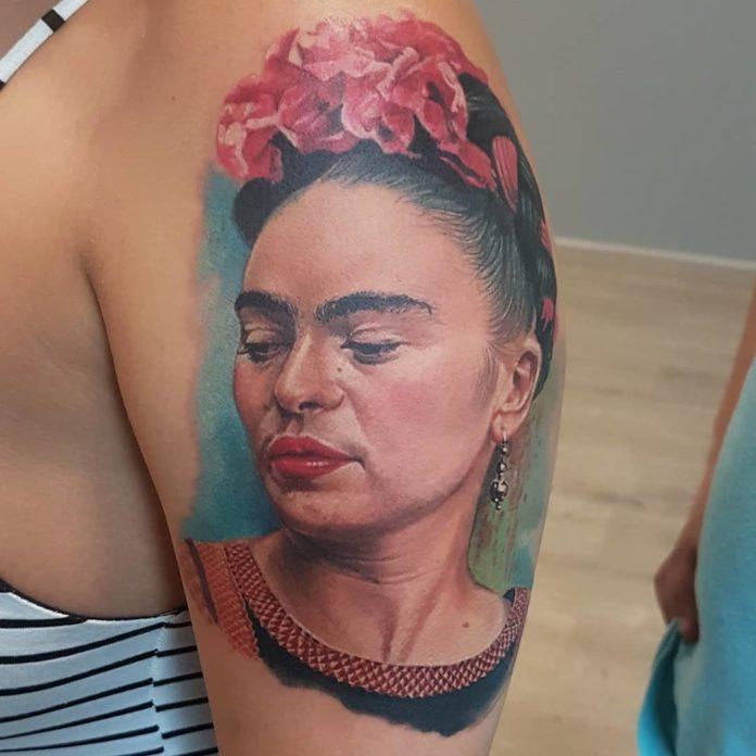 69 3 - 100 Tatouages Réaliste pour Femme fascinants