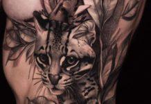 tatouage realiste pour femme