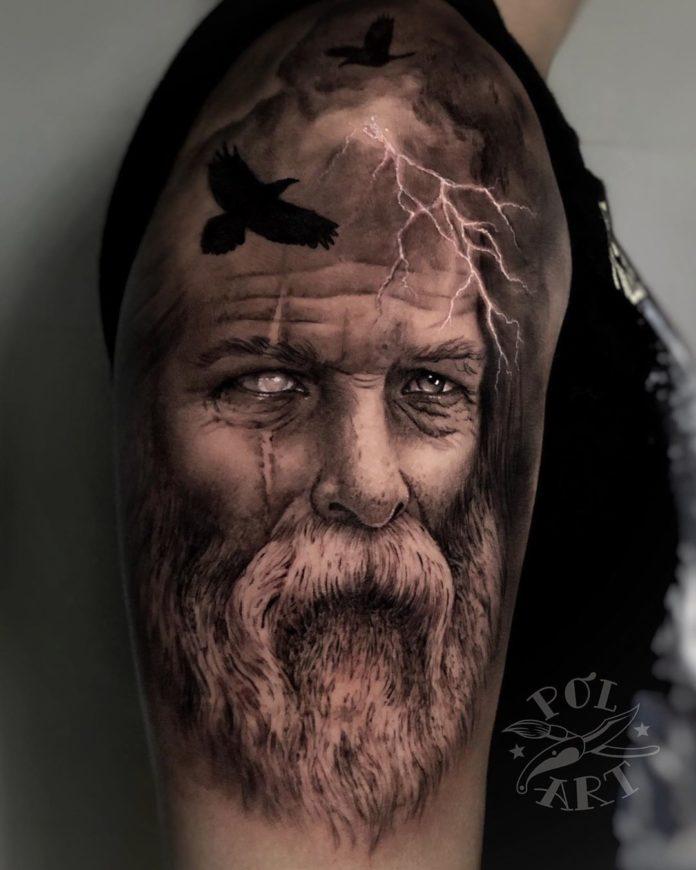 81 2 - 100 magnifiques Tatouages Réalistes pour Homme