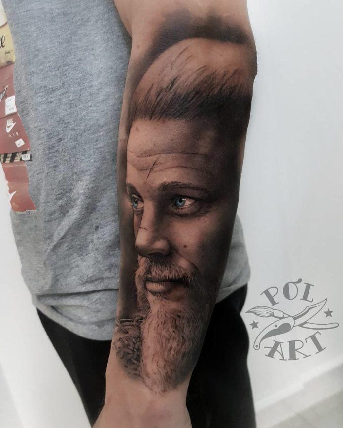 84 3 - 100 magnifiques Tatouages Réalistes pour Homme