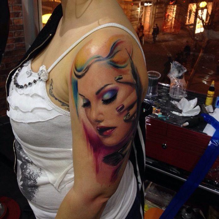 84 4 - 100 Tatouages Réaliste pour Femme fascinants