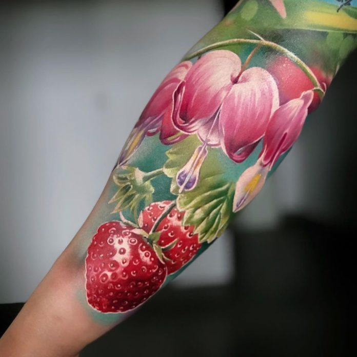 86 4 - 100 Tatouages Réaliste pour Femme fascinants