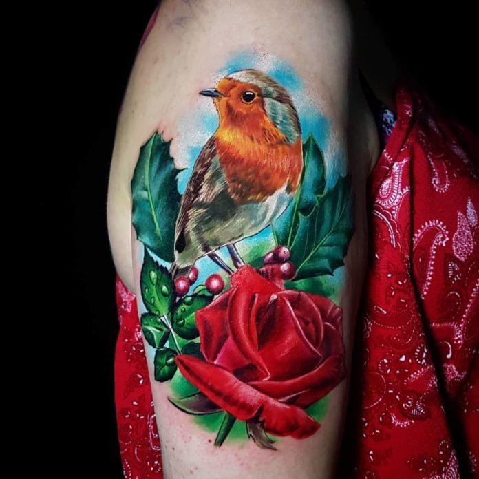 9 11 - 100 Tatouages Réaliste pour Femme fascinants