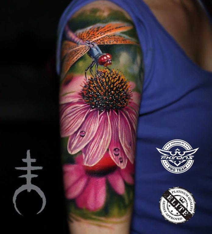 97 4 - 100 Tatouages Réaliste pour Femme fascinants