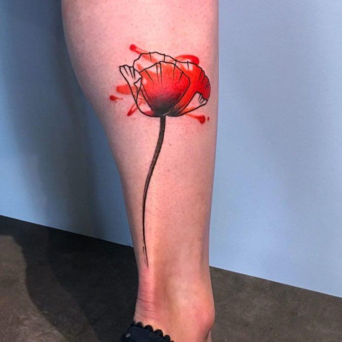 10 - 40 Tatouages Mollet pour Femme