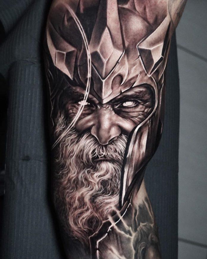 11 16 - 80 Tatouages Viking pour Homme