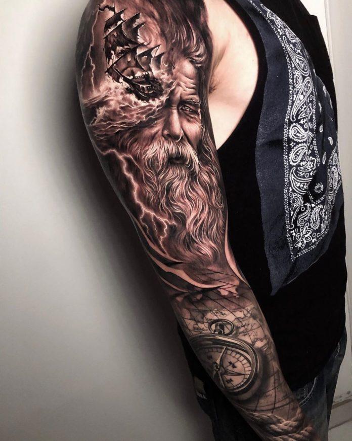 12 14 - 80 Tatouages Viking pour Homme