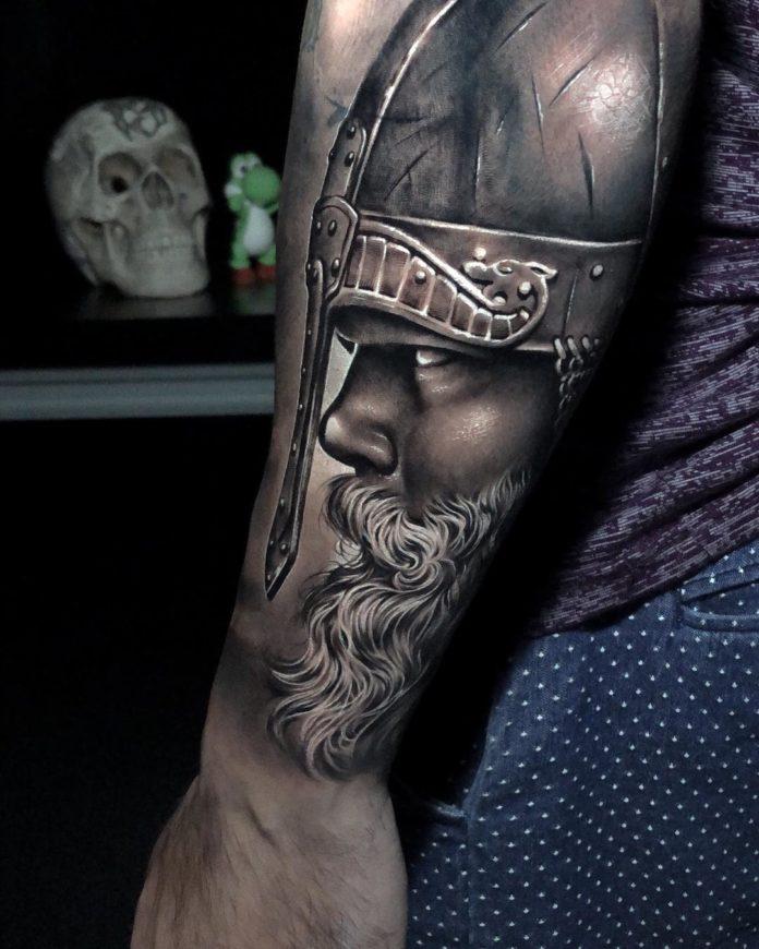 14 12 - 80 Tatouages Viking pour Homme