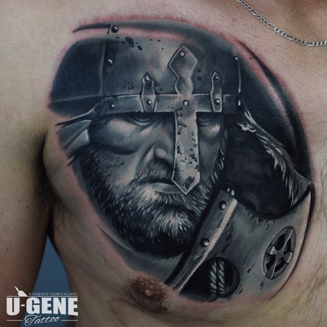 15 12 - 80 Tatouages Viking pour Homme