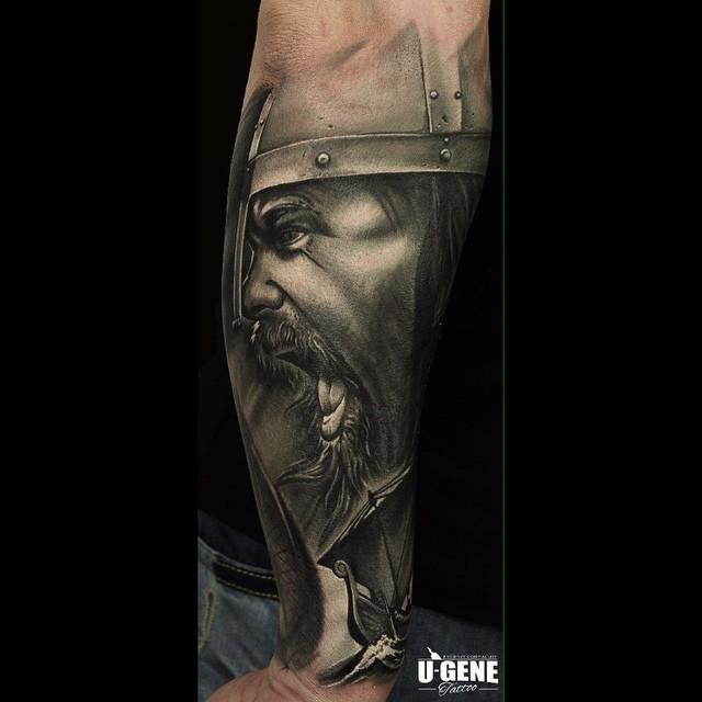 16 13 - 80 Tatouages Viking pour Homme