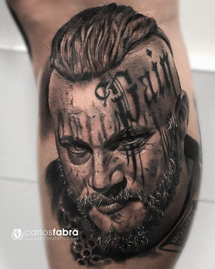 25 14 - 80 Tatouages Viking pour Homme