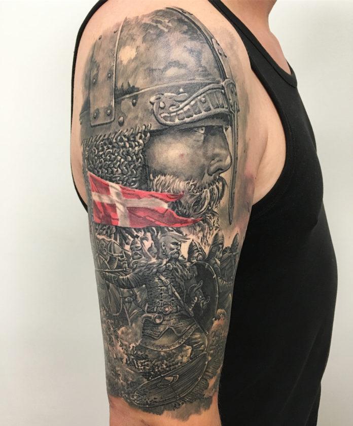 26 13 - 80 Tatouages Viking pour Homme