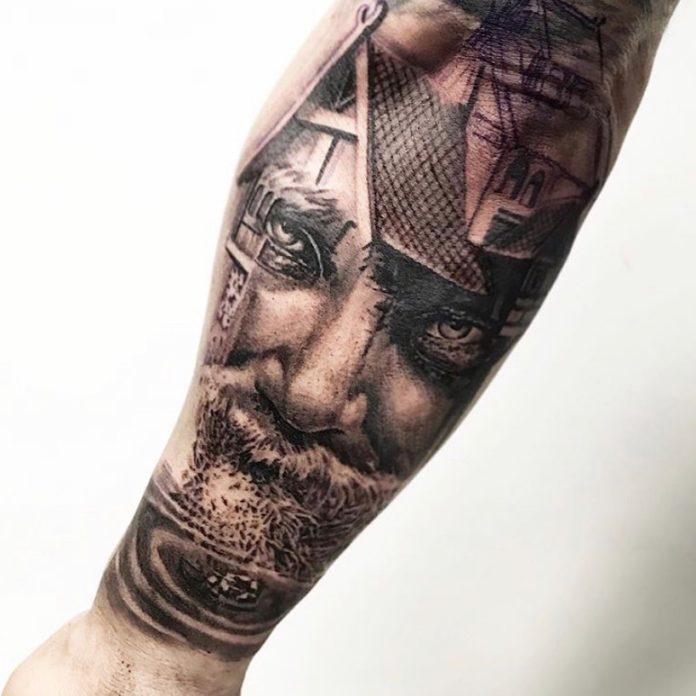 28 14 - 80 Tatouages Viking pour Homme