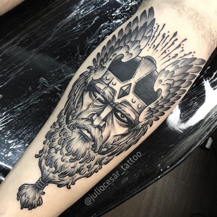 42 5 - 80 Tatouages Viking pour Homme