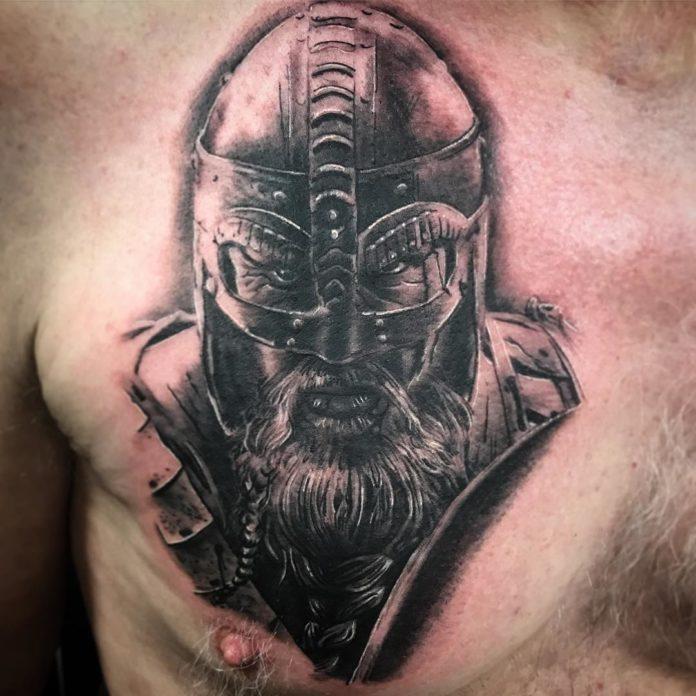 5 12 - 80 Tatouages Viking pour Homme