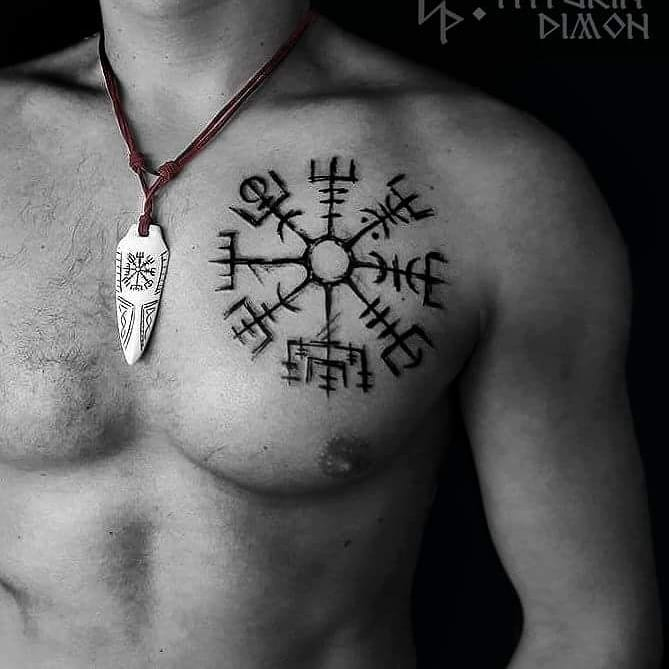 51 1 - 80 Tatouages Viking pour Homme