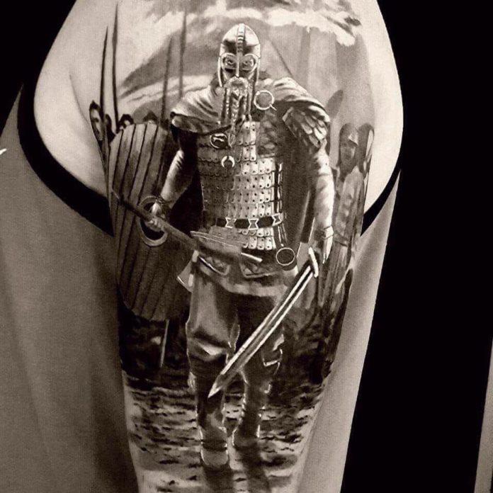 62 1 - 80 Tatouages Viking pour Homme