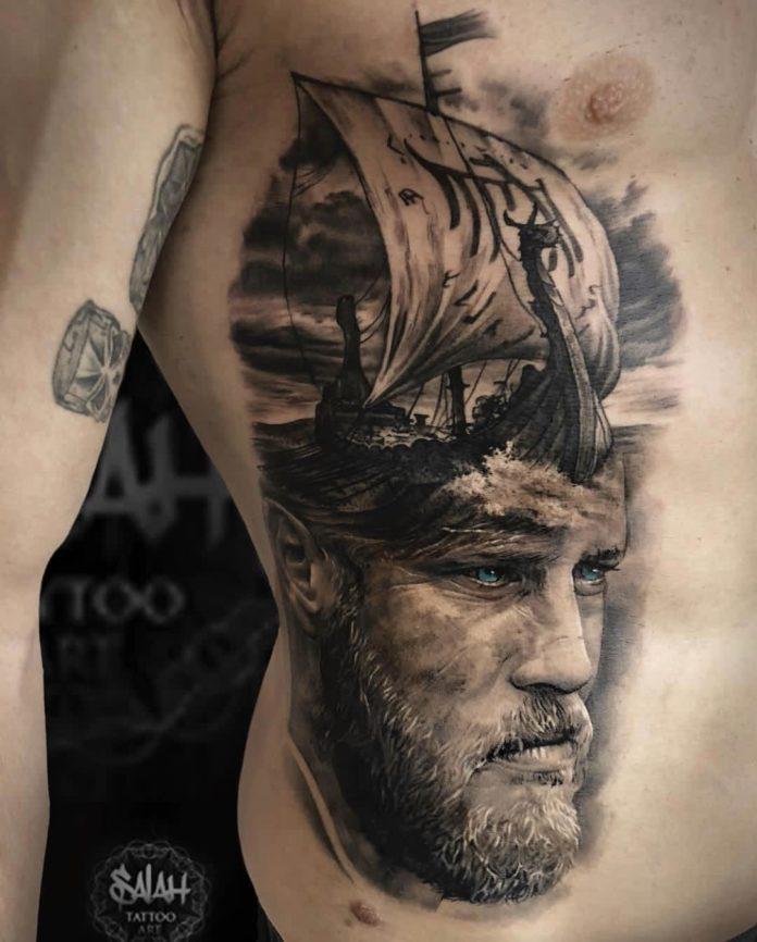 7 15 - 80 Tatouages Viking pour Homme