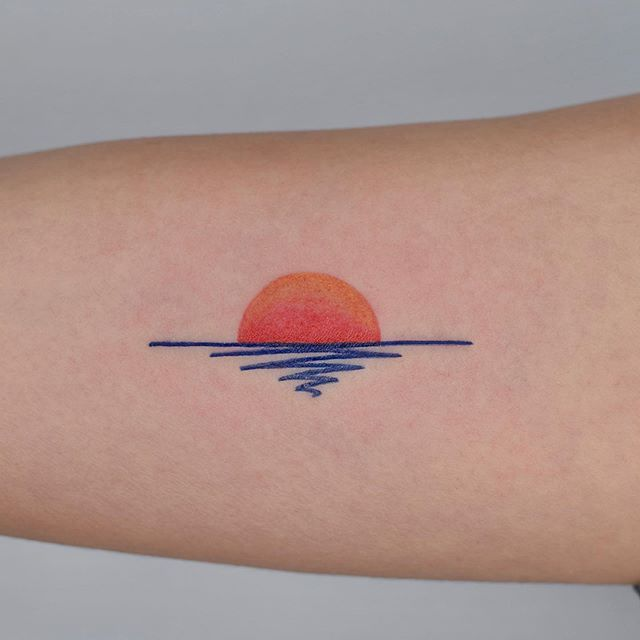 41 14 - 100 Tatouages Soleil