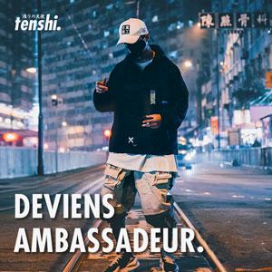 devenir ambassadeur Tenshi