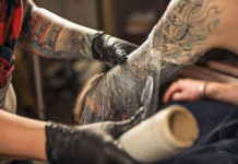 Comment entretenir son tatouage ?