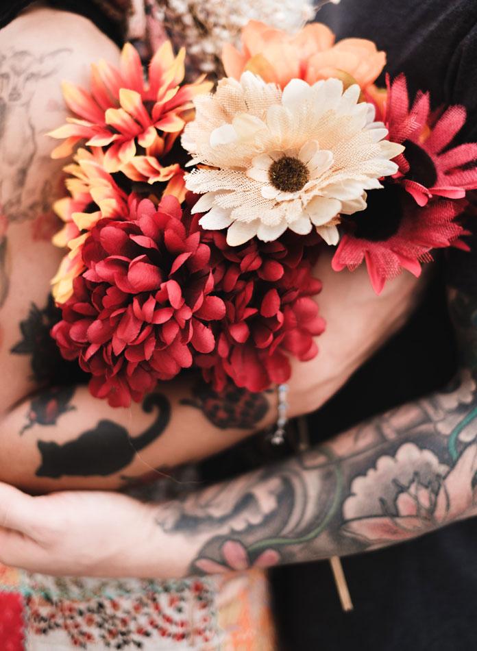 couple tatoué